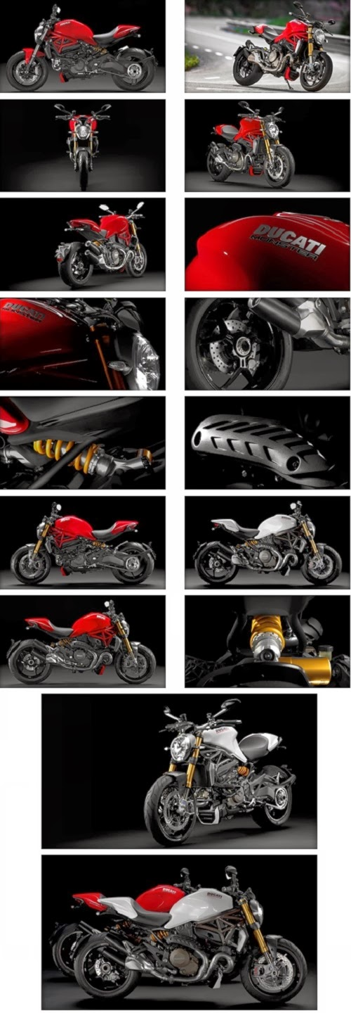 Ducati Monster 1200 Theme For Windows 7 And 8