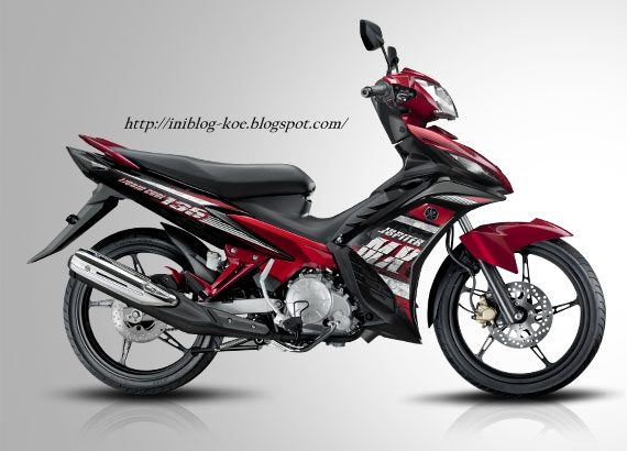 Yamaha Jupiter MX 2013
