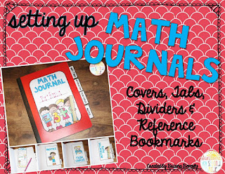 https://www.teacherspayteachers.com/Product/Setting-Up-Math-Journals-1996674