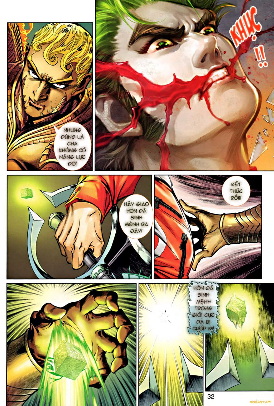Thần Binh 4 chap 70 - Trang 31