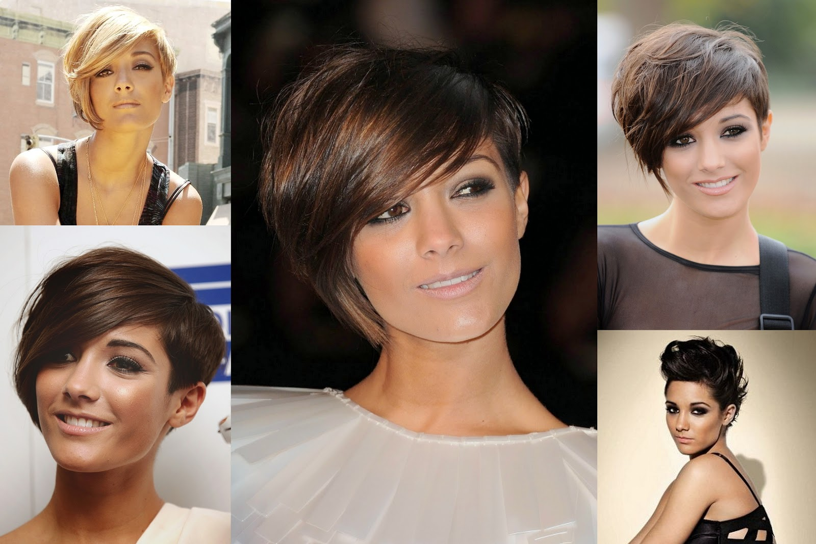 Frills and Thrills: The Saturdays - Hairstyle Inspiration