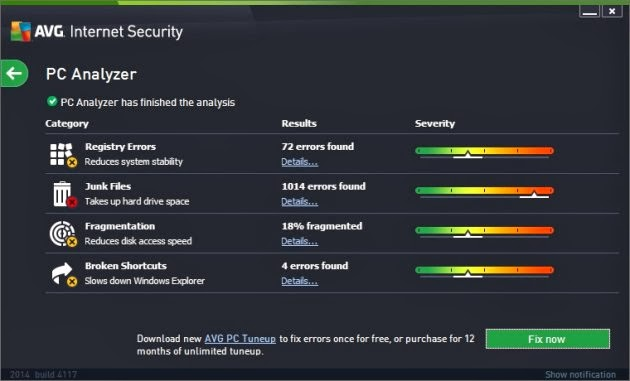 AVG Internet Security 2014 14.0 Build 4158 with Serial Key Free ...