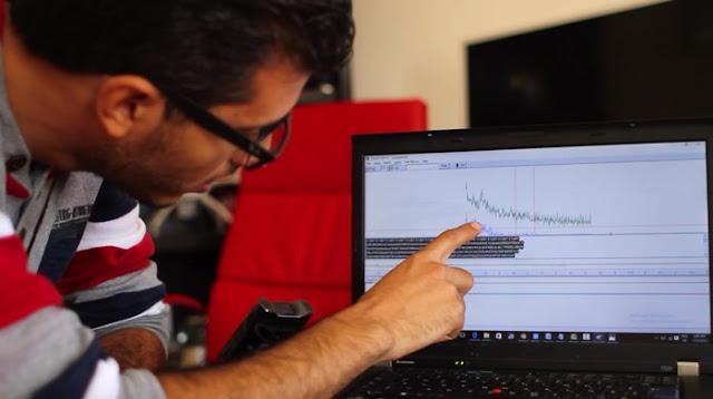 كيف ترسل ملف بدون أنترنت إلى اي حاسوب عن طريق الصوت وإلى اي مكان في العالم