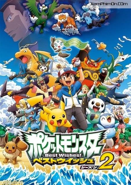 Pokemon: Bửu Bối Thần Kỳ 17 Trọn Bộ Vietsub Thuyết minh Lồng tiếng Full HD