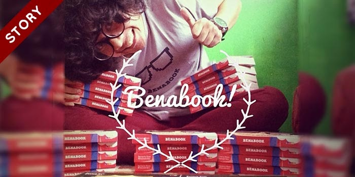BAGI-BAGI 20 BENABOOK GRATIS + HADIAH LAINNYA!