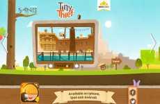 Tiny Thief: nuevo juego para iPhone, iPad y Android