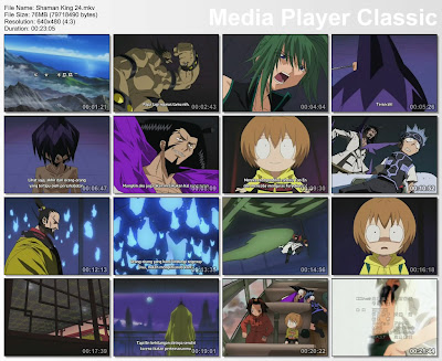 Download Film Shaman King Episode 24 (Tao En yang Kebal) Bahasa Indonesia
