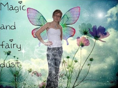 i wish i was a fairy