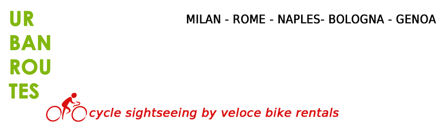 Urban Routes - Naples, Rome and Milan by bike - Bike Sightseeing - Shore excursions