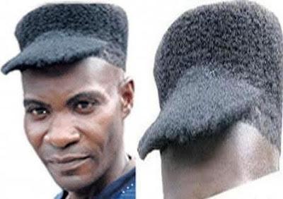 bizarre hairstyles