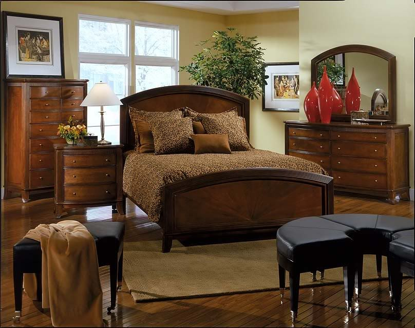 Antique Furniture and Canopy Bed: Antique Art Deco Bedroom Furniture