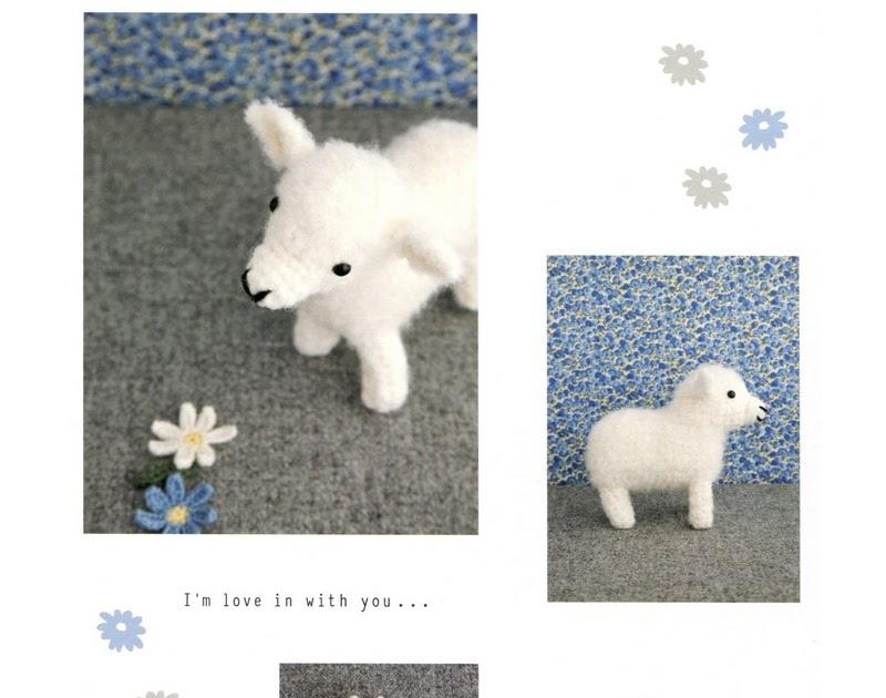 Cuddly Sheep Amigurumi Pattern : Amigurumi Sheep Plush Crochet Pattern PDF CraftyLine e ...