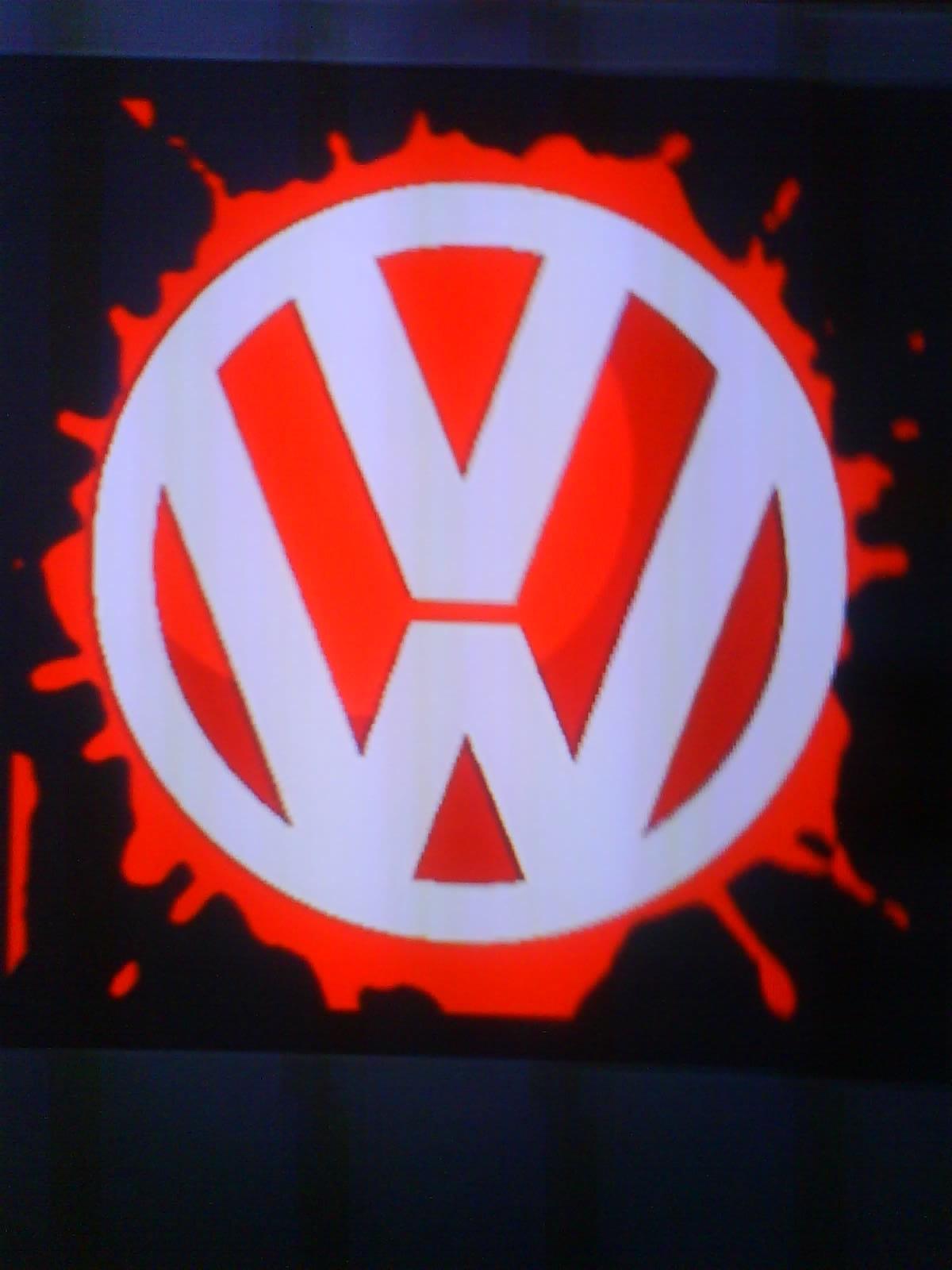 Emblems Black Ops Volkswagen Logo