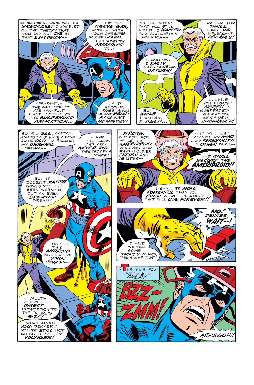 Captain America (1968) Issue #220 #134 - English 12