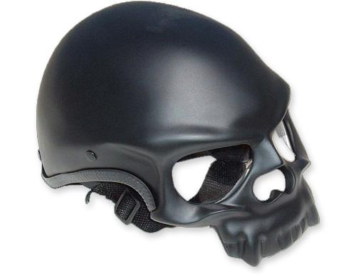 Motorcycle Helmets Skull Cap