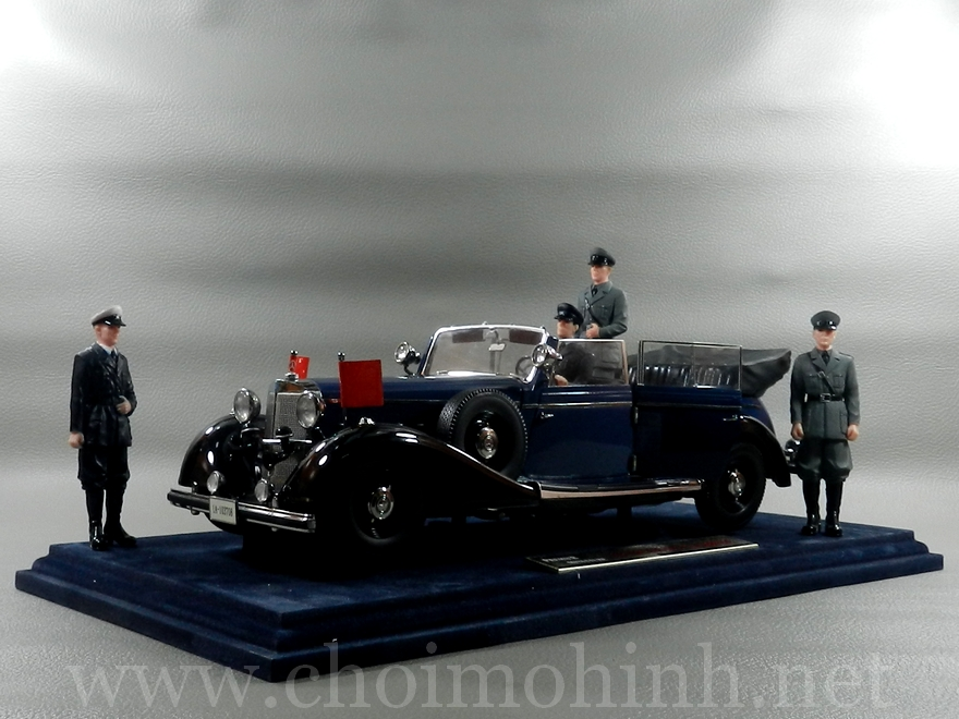 Mercedes-Benz 770K Cabriolet 1938 1:18 Primier Miniature Signature Models