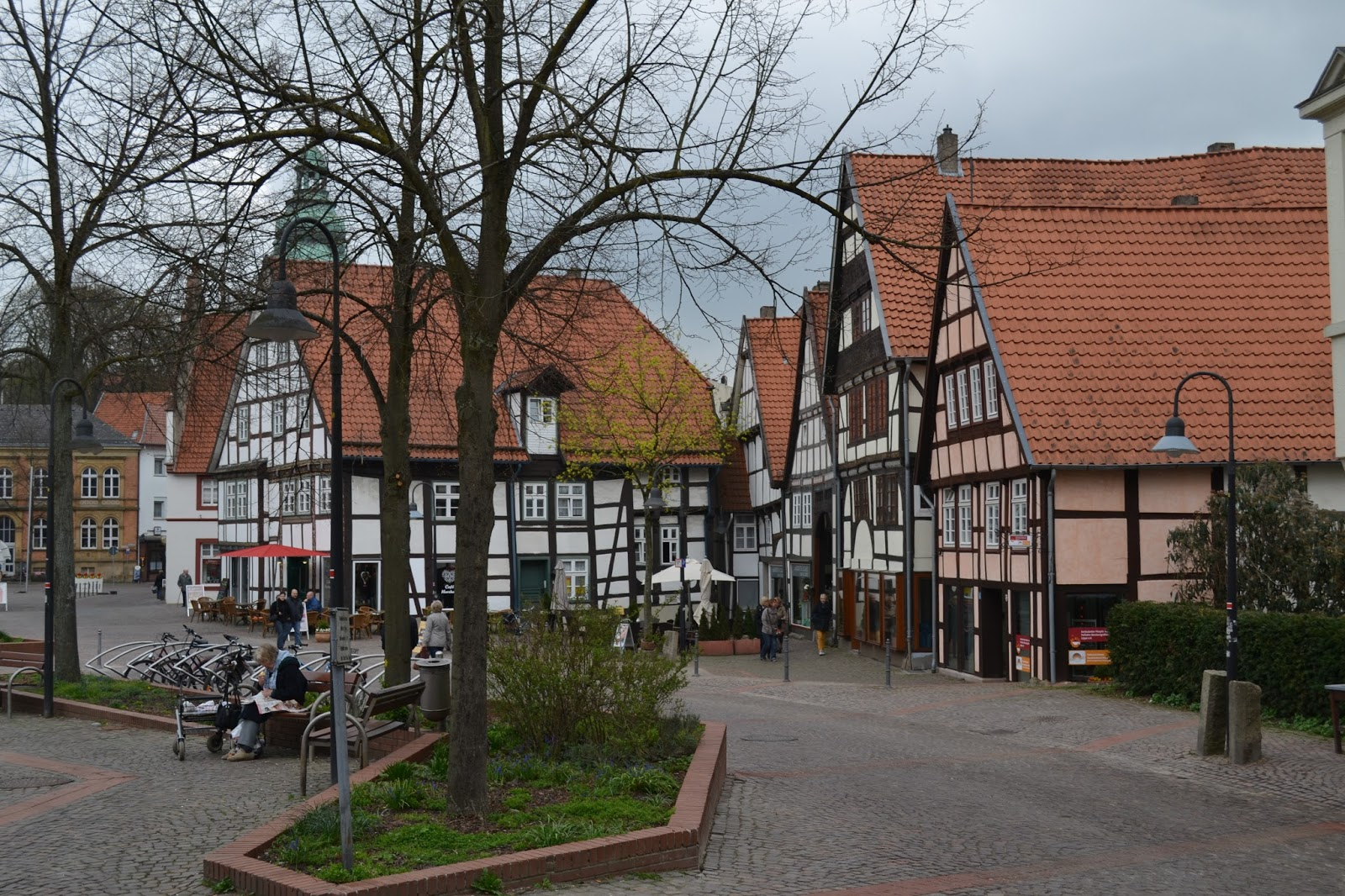 Bad Salzuflen Germany  city photo : Bad Salzuflen is a spa town located in the Lippe district ofNorth ...