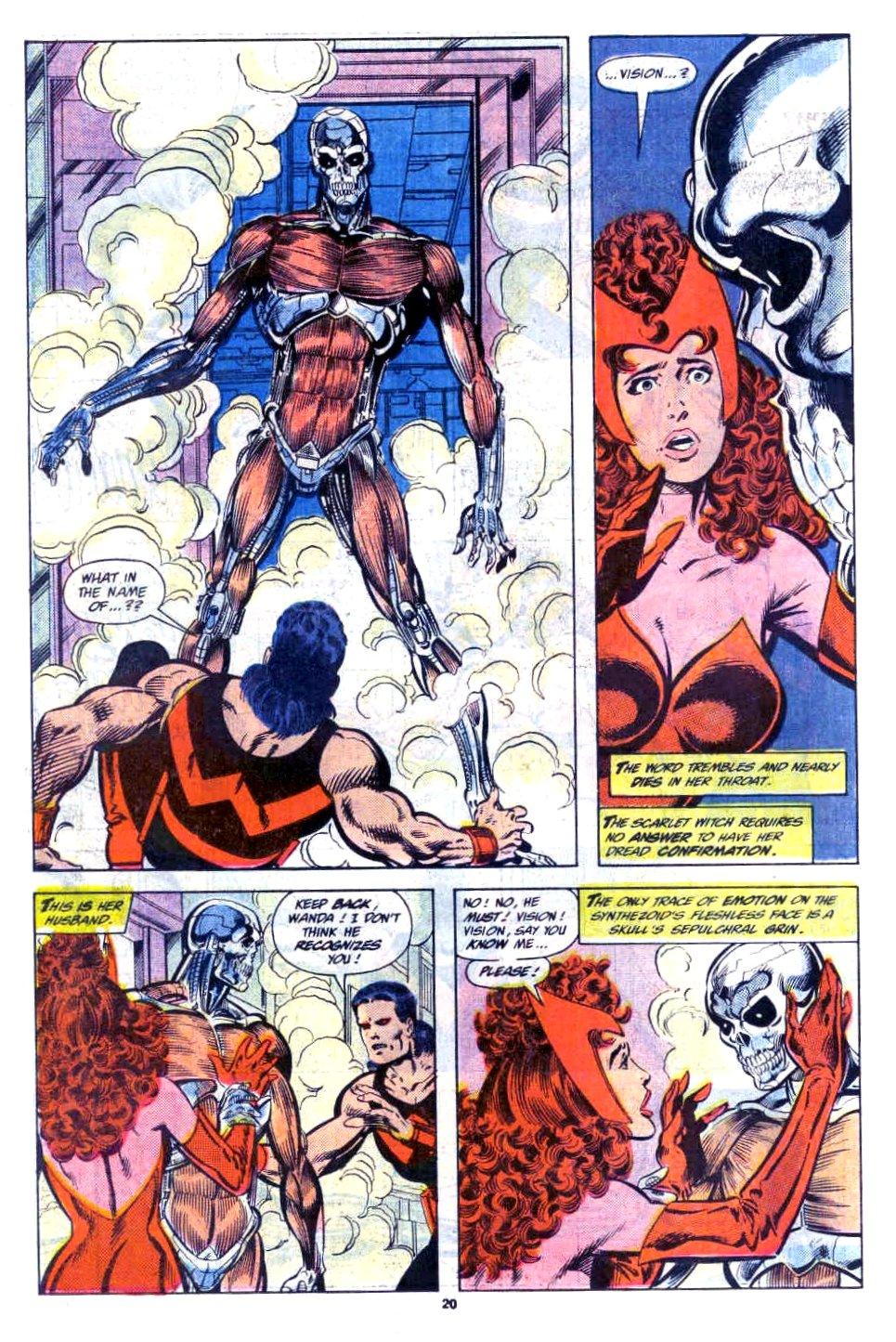 Captain America (1968) Issue #354b #287 - English 17