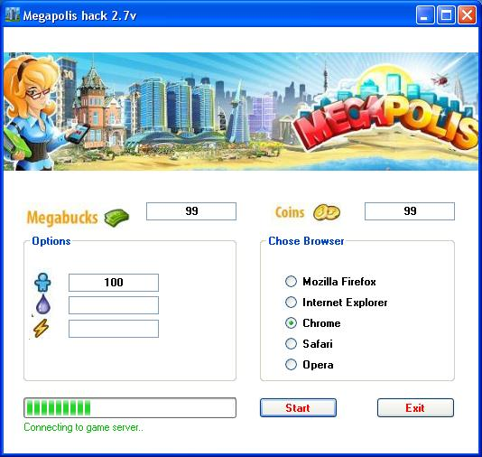 Megapolis Hack Tool 2.7v - Download Cheats
