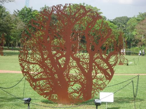 manmade trees  Limetrees Studio