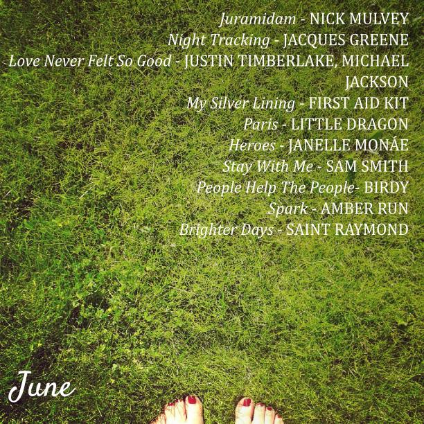 JunePlaylist