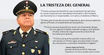"""GENERAL DE DIVISIÓN Y EX TITULAR DEL TRIBUNAL SE UNE AL RECHAZO CONTRA EL """"MEGA GASOLINAZO"""""""