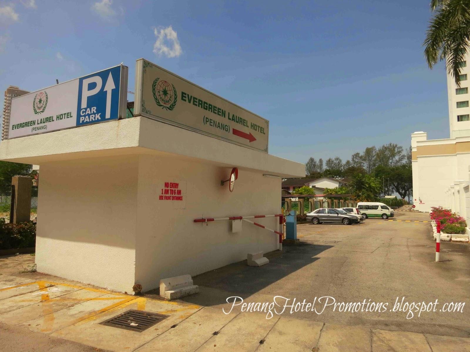 Penang Hotel Promotions: Evergreen Laurel Hotel Penang - Weekend ...