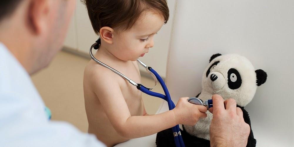 Bila Patut Bawak Anak Jumpa Doktor