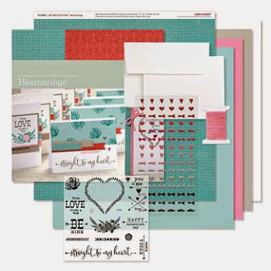 HEARTSTRINGS WOTG CARDMAKING KIT