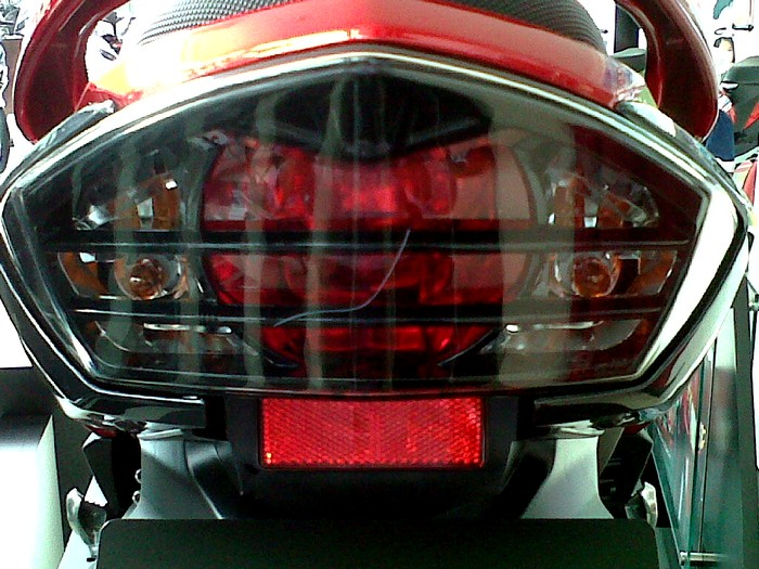 Top modifikasi lampu mio soul gt