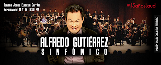 ALFREDO GUTIERREZ SINFONICO EN EL JORGE ELIECER GAITAN