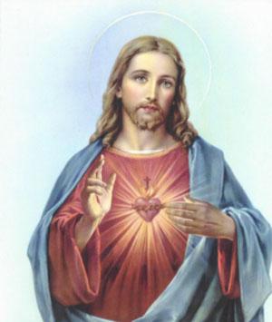 JUNIO: MES DEL SAGRADO CORAZÓN DE JESÚS.