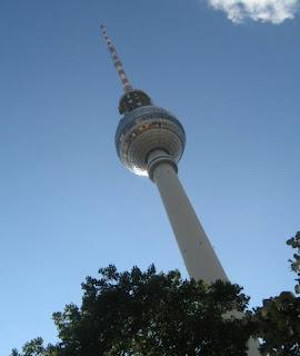 Torre de Televisión de Berlín Alemania