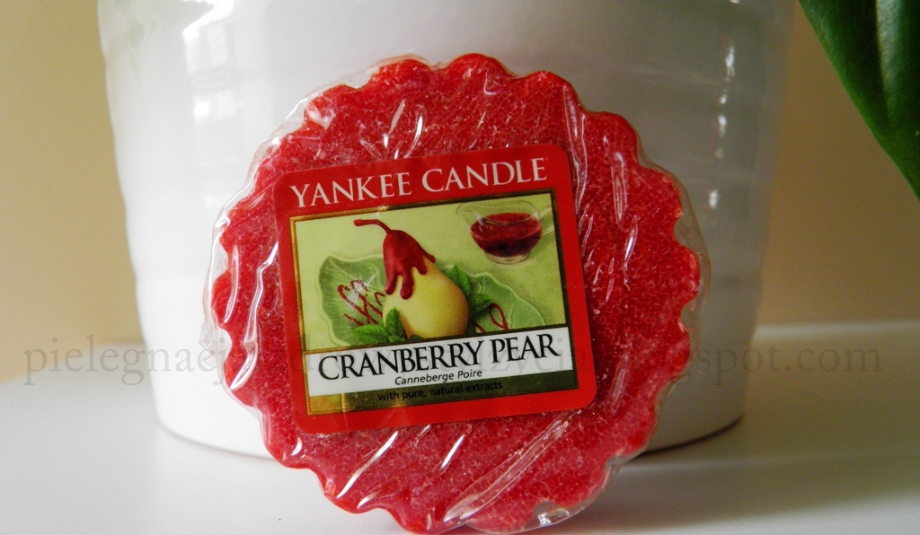 Yankee Candle: Cranberry Pear i Garden Sweet Pea