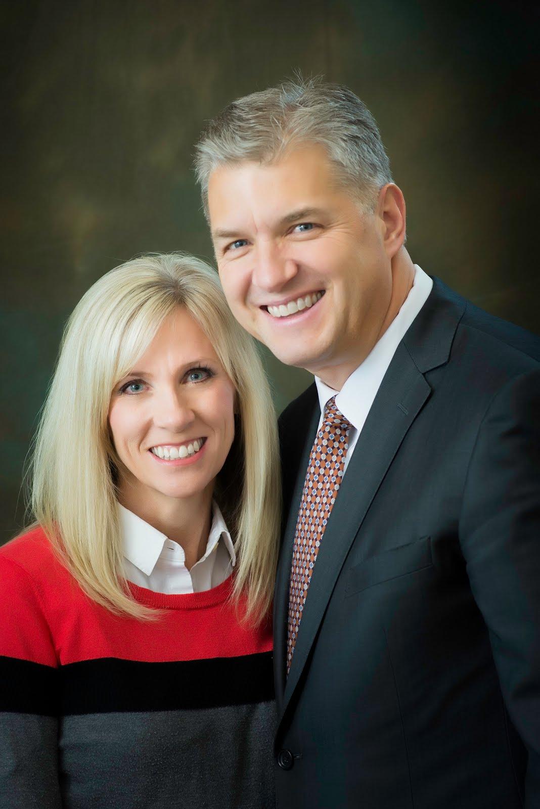 President and Sister Gardner