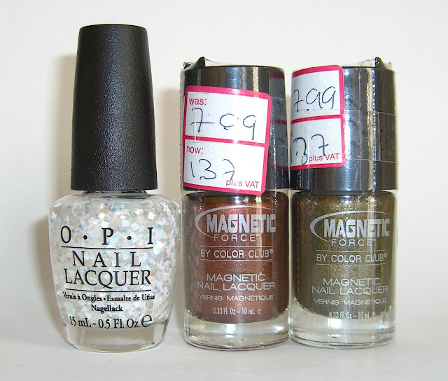 Sally opi and colorclubs