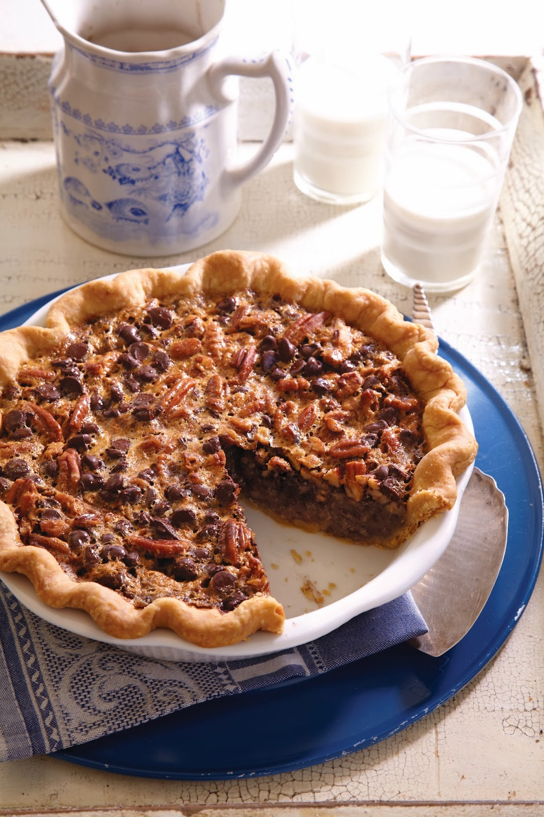 Bourbon Chocolate Pecan Pie Recipes — Dishmaps