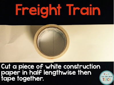 Freight Train, preschool, preschool stories, preschool crafts