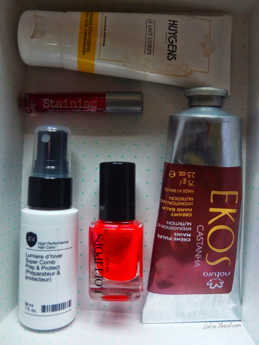 Birchbox, Birchbox.be, Beauty, BBlogger, Beautyblogger, Make-Up, Lifestyle, Lifestyleblogger, Blog, Concept, Marvis, Sampar, Webshop, LaVieFleurit.com
