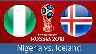 Nigeria vs Iceland: Livescore: Latest result from Super Eagles' 2018 World Cup Group D match