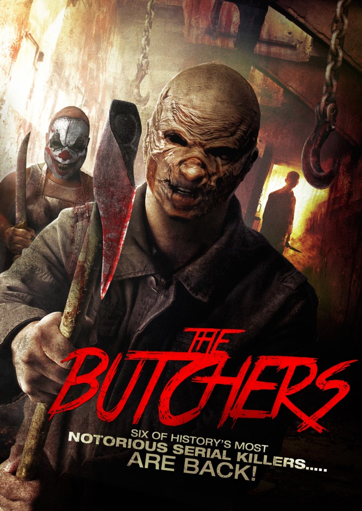 the Butchers poster