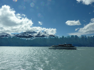 Glacier Perito Moreno, Patagonie