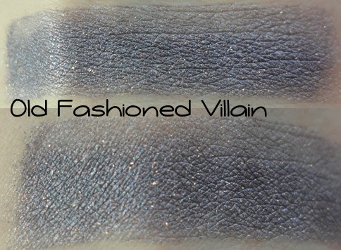 Geek Chic Old Fashioned Villain Swatch