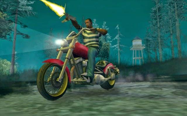 GTA San Andreas PC Games