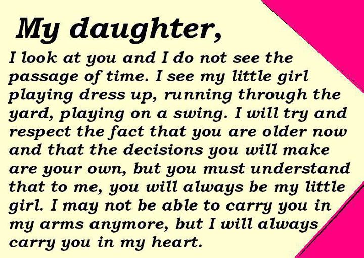 Daughter Quotes From Parents. QuotesGram I Am Proud Of My Daughter Quotes