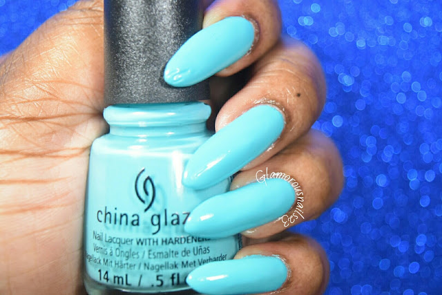 "China Glaze Desert Escape Collection ""Rain Dance The Night Away"" Swatch"