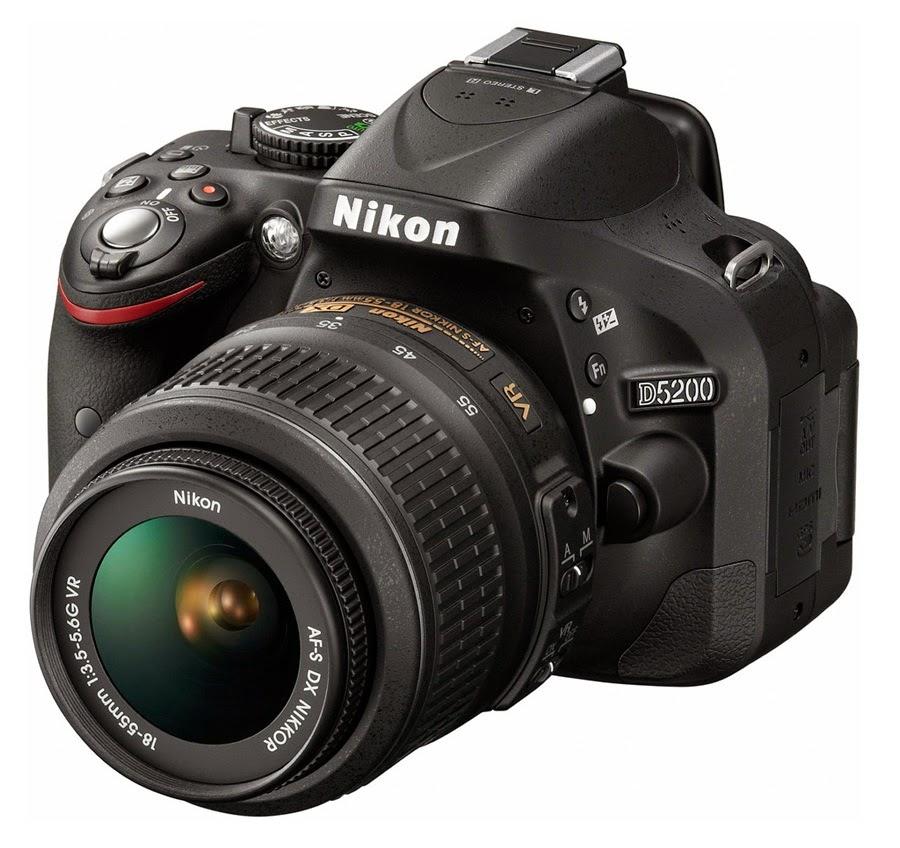 Harga Nikon D5200