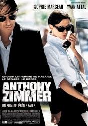 Anthony Zimmer – A Caçada Dublado