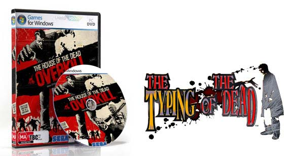 The Typing Of The Dead Overkill Download for PC