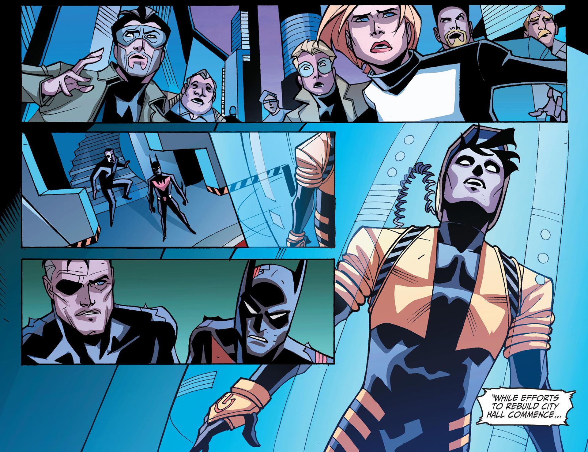 Batman Beyond 2.0 #8 #33 - English 18